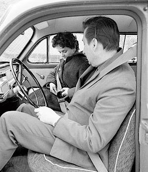 Odpovídá řidič za nepřipoutaného spolujezdce?